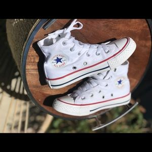 Converse High Tops🔴size 12